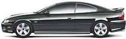 6G2VX12U16L554489 Pontiac GTO 2006 - Free VIN Lookup