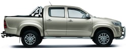 MR0FZ22G301160858 Toyota HiLux / Fortuner 2005